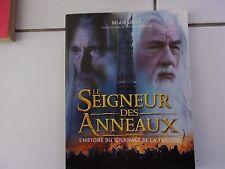 LE SEIGNEUR DES ANNEAUX histoire du tournage de la trilogie Brian Sibley 2002