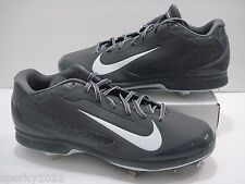 Nike Air Huarache Pro Low Metal Men's Baseball Cleat Gray Size 13M NEW