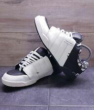 Kustom Kontage Pack Mens Trainers Black Skull Style Sneakers - UK Size 10