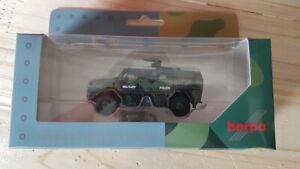 "Herpa 746700 - 1/87 Atf Dingo 2 ""German Military Field Hunter "" (Camo) - New"