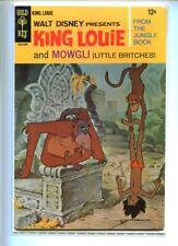 KING LOUIE AND MOWGLI #1 HIGHER GRADE HILARIOUS COVER GEM