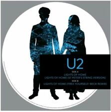 "U2 Lights of Home RARE 12"" Picture Disc Vinyl Record Day 2018 RSD"