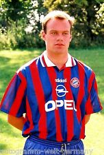 Christian NERLINGER il Bayern Monaco 96-97 seltens foto +3