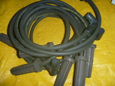 New 86 87 88 Pontiac Oldsmobile KEM Silver Shield Spark Plug Ignition Wire Set