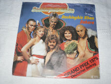 "DSCHINGHIS KHAN DSCHINGHIS KHAN / SAHARA EUROVISION 1979 GER-7"" PS"