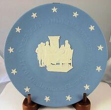 Wedgewood Bicentennial Plate - Declaration Signed