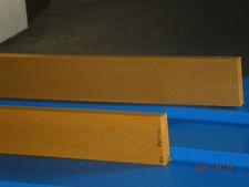 Schürfleiste (PUR) Schneeräumleiste 2000 x 150 x 20 mm für 2 m Schneeschild 200