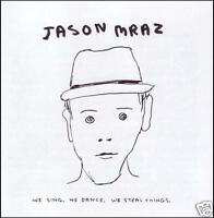 JASON MRAZ - WE SING WE ... CD ( JAMES MORRISON ) *NEW*