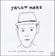 JASON MRAZ - WE SING WE ... CD ( JAMES MORRISON ) *NEW*