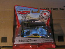 Disney Pixar Cars 2 LEWIS HAMILTON W/ METALLIC FINISH Kmart Days 9