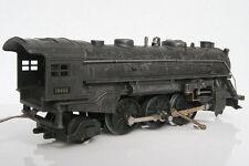 Four Lionel O guage train engines Locomotives: 1666E 646 2020 681  & Coal Cars