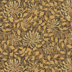 Best Of Morris 8115-26 Moda Brown Chrysanthemum Price is for 1 yard 9 inches