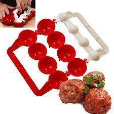 Meatball Maker Stuffed Fish Meat Ball Scoop Mold Baller Easy Patty Kitchen Tool