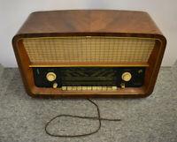 DDR Stern-Radio Rochlitz - Oberon - Rarität Retro Holzverkleidung 1960er Jahre