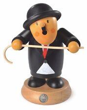 Mueller Traditional German Wooden Rauchermann Incense Burner Charlie Chapman