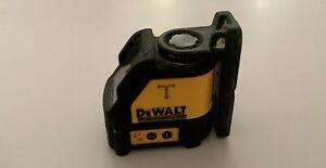 DEWALT DW088CG Self Levelling Laser. Only Vertical Line Work!!!