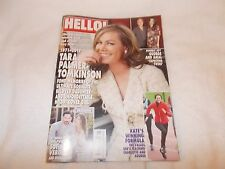 Hello! Magazine Issue 1469 February 20th 2017 Tara Palmer Tomkinson Death Tribut