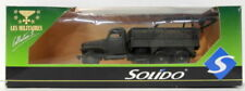Camions miniatures Solido 1:43
