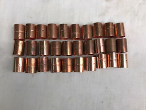 28mm End Feed Coupling (coupler) - Selection/Job Lot Of 30 Quality Fittings