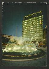 AD8272 Cagliari - Città - Piazza Darsena - Grattacielo ENEL di notte