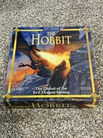 Hobbit Defeat Evil Dragon Smaug 2001 Board Game Lord Of The Rings 100% COMPLETE