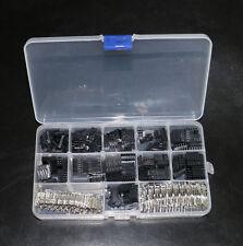 620pcs Dupont Wire Jumper Pin Header Connector Housing Kit and Crimp Pins ITBU
