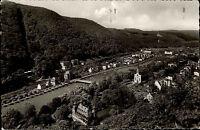 Bad Ems Rheinland-Pfalz Westerwald AK 1980 Malbergbahn Fluß Lahn Stadt Kirche