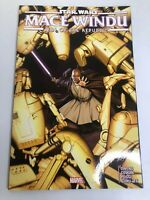 Star Wars Mace Windu Jedi Of The Republic Marvel TBP Graphic Novel Book Comic
