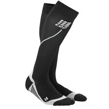 CEP Progressive+ run socks 2.0 Lady schwarz/grau | WP45V3 Kompressionssocken
