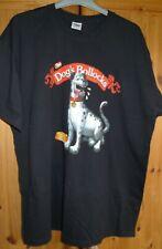 HOBGOBLIN WYCHWOOD BREWERY 'The Dog's Bollocks' T Shirt Size XL.
