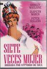 Siete veces mujer (Woman Times Seven) (DVD Nuevo)