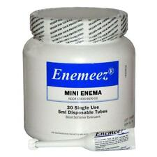 Enemeez Mini Enema 30 Single Use Enemas #987630 Alliance Labs Exp 11/20 New