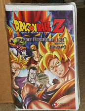 Dragon Ball Z Super Android 13 VHS Uncut New