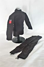 1/6 modern SAS Black UBACS shirt and Combat trousers uniform insignia lot