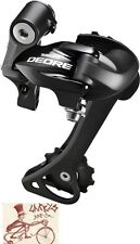 SHIMANO DEORE T610-SGS 10-SPEED LONG CAGE BLACK MTB REAR DERAILLEUR
