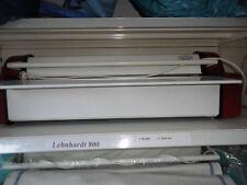 Lehnhardt800 Wäschemangel, FEDERN u.1 MANGELTUCH NEU! + Garantie,Wartung durchg.