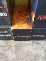 1 Empty Fat Pack Box - TENTH EDITION 10TH - PLAYED - Magic the Gathering MTG FTG