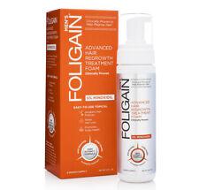 FOLIGAIN ® Advanced Hair Regrowth Treatment Foam for Men with 5% Hair Treatment