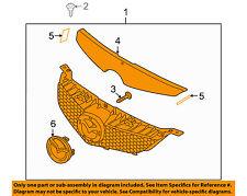 MAZDA OEM 07-09 3-Grille BR5H50710C