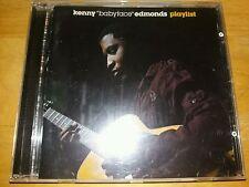 BABYFACE   ---   PLAYLIST  ---   RARE INDIE R&B CD ALBUM