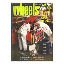 Wheels 1967 March 03/67 - Vauxhall Viva, Bolwell, XR Falcon V8, Toyota Crown S