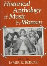Historical Anthology of Music by Women, , Good Book