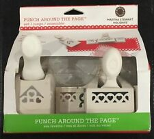 Martha Stewart Crafts Edge Punch / Double Edge / Punch Around Page