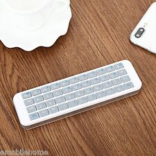 iPazzPort KP-810-30B Mini Bluetooth Keyboard for Fire TV Stick with QWERTY