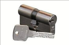 CISA EURO PROFILE SECURITY 60MM.CYLINDER BARREL DOOR LOCK WITH 3 KEYS. !!!
