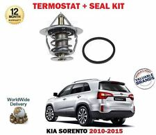 FOR KIA SORENTO 2.2 CRDi D4HB 2010->NEW THERMOSTAT + SEAL KIT
