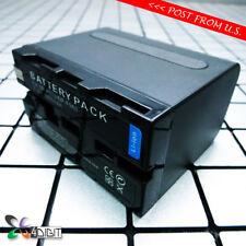 NP-F970/B Battery for SONY CVX-V18NS V18NSP DCM-M1 EVO-250 FDR-AX1 AX1E MPK-DVF4