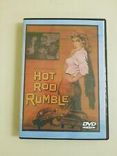Hot Rod Rumble dvd movie