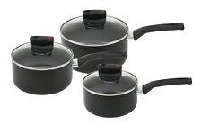 Prestige 22050 Safe Cook 3 Piece Aluminium Cookware Set