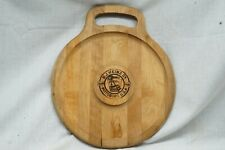 Vintage H. J. Heinz Co Pickling Works Wooden Handle Cutting/Serving Tray 12 inch